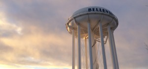 Belleville Water Tower