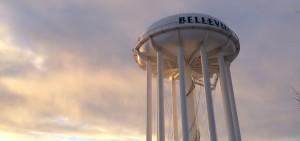 Belleville Water Tower