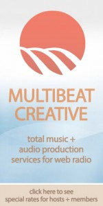 Multibeat Creative - Harmony Radio Promotion